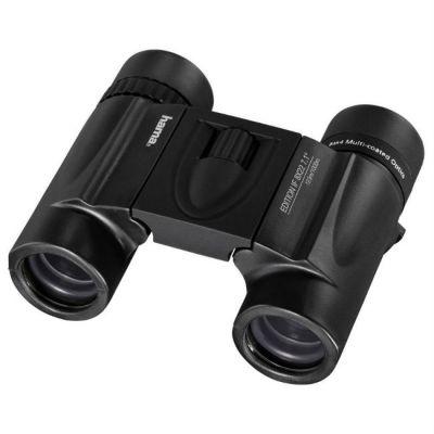 Бинокль Hama 8x 22мм Premium Edition черный (00002805)