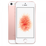 Смартфон Apple iPhone SE 64GB Rose Gold MLXQ2RU/A
