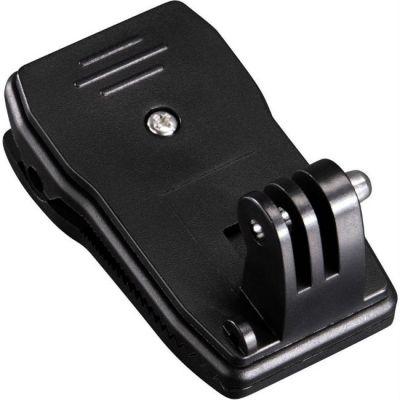 Hama Зажим для экшн-камер H-4395 черный (4395)