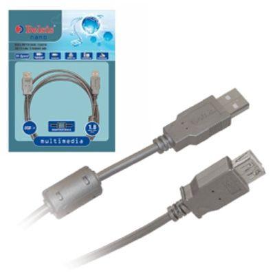 Belsis удлинитель USB 2.0 АM/AF BW1401