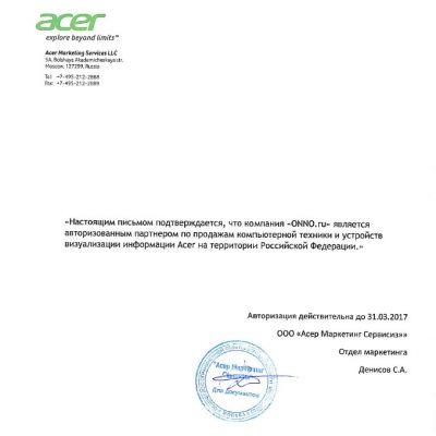 �������� Acer V7500