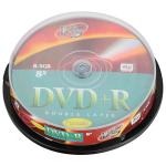 VS Диски DVD+R 8.5Gb 8х 10шт Cake Box Double VSDVDPRDLCB1002