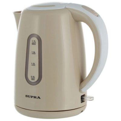 Электрический чайник Supra KES-1720 бежевый