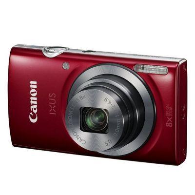 Компактный фотоаппарат Canon IXUS 175 красный 1097C001