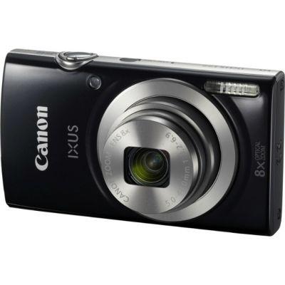 Компактный фотоаппарат Canon IXUS 177 черный 1144C001