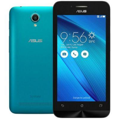 Смартфон ASUS Zenfone Go ZC451TG 8Gb Синий 90AZ00S4-M00050