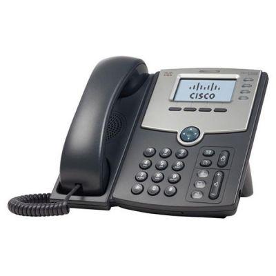������� Cisco 4-�������� IP � ��-�������� SPA504G