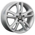 Колесный диск Replica Реплика 6x15 5x100 ET40 D57,1 VV84 Sil (Volkswagen)