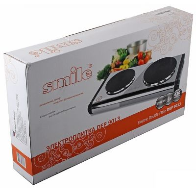 Smile электрическая плитка DEP 9013