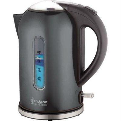 Электрический чайник Endever KR-221S черный