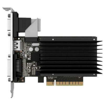 Видеокарта Palit PCI-E PA-GT710-1GD3H nVidia GeForce GT 710 1024Mb NEAT7100HD06-2080H