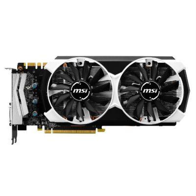 Видеокарта MSI PCI-E GTX 960 4GD5T OCV2 nVidia GeForce GTX 960