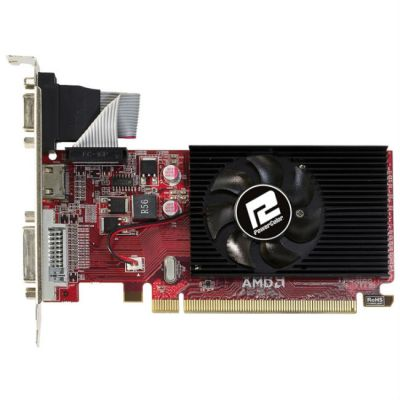 ���������� PowerColor PCI-E AXR5 230 1GBK3-LHE AMD Radeon R5 230