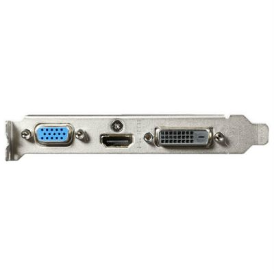 Видеокарта Gigabyte PCIE16 GT710 1GB GDDR3 GV-N710D3-1GL