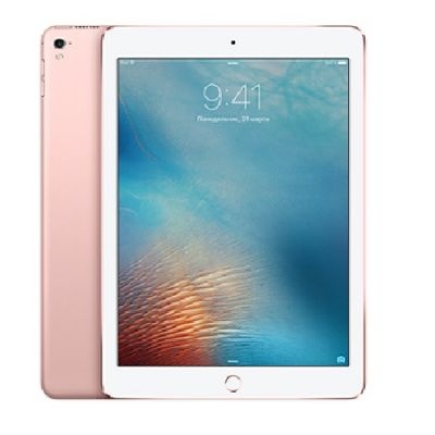 Планшет Apple iPad Pro 9.7-inch Wi-Fi + Cellular 256GB Rose Gold MLYM2RU/A