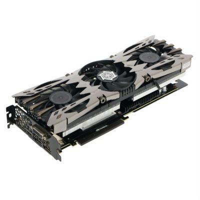 Видеокарта Inno3D 6Gb <PCI-E> GTX980 Ti iChill X3 Ultra C98T3-1SDN-N5HNX