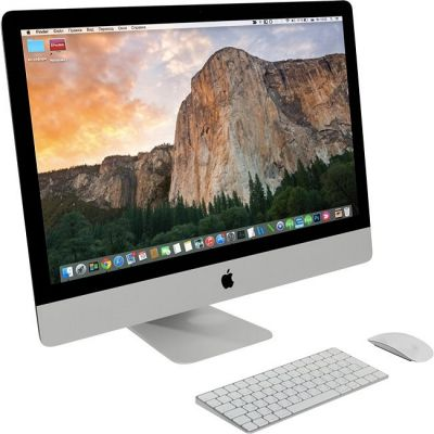 Моноблок Apple iMac 27 Z0SC002JA
