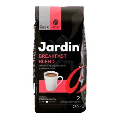 Кофе Jardin Брекфаст Бленд (250г.кофе зер.жар.прем/с.Н) 1001-20