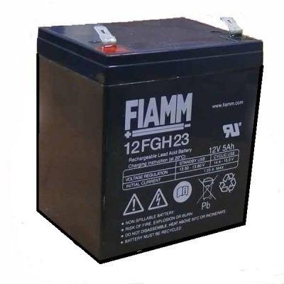 Аккумулятор Fiamm 12FGH23 (FGH20502) (12V 5Ah)