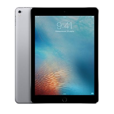 Планшет Apple iPad Pro 9.7-inch Wi-Fi + Cellular 128GB Space Gray MLQ32RU/A
