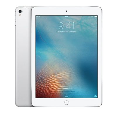 ������� Apple iPad Pro 9.7-inch Wi-Fi + Cellular 32GB Silver MLPX2RU/A