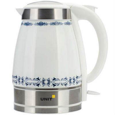 Электрический чайник Unit UEK-247 (рисунок В) керамический