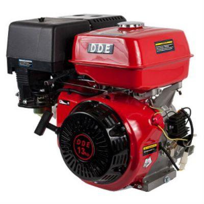 Двигатель DDE бензиновый четырехтактный UP154 для генератора - конус без топливного бака 012010000035