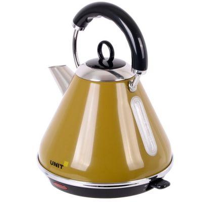 Электрический чайник Unit UEK-262 Горчичный
