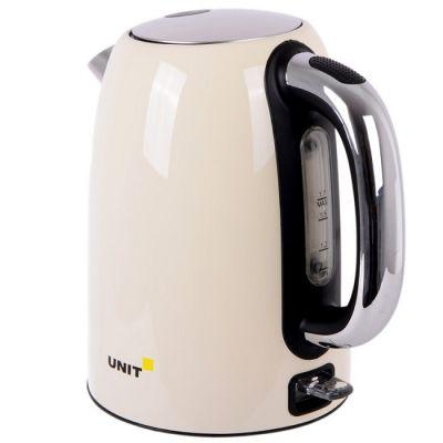 Электрический чайник Unit UEK-264 Бежевый