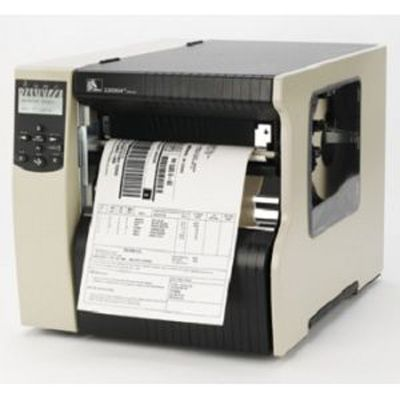 Принтер Zebra 220Xi4 (254 мм/сек, 203dpi, ширина печати 216 мм, Ethernet) 220-80E-00003