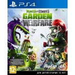 Игра для PS4 Plants vs. Zombies Garden Warfare PS4 русская документация