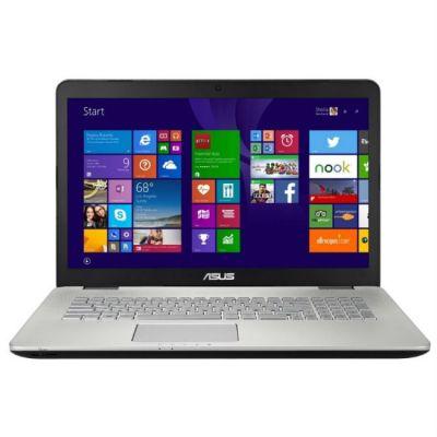 Ноутбук ASUS N751JX-T7096T 90NB0842-M02440