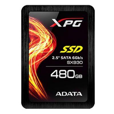"""SSD-диск ADATA 480GB XPG SX930, 2.5"""", SATA III ASX930SS3-480GM-C"""
