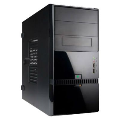 ������ InWin MINITOWER 400W BLACK ENR022RB-S400T70