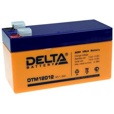 Аккумулятор Delta DTM 12012 D-DTM12/1.2