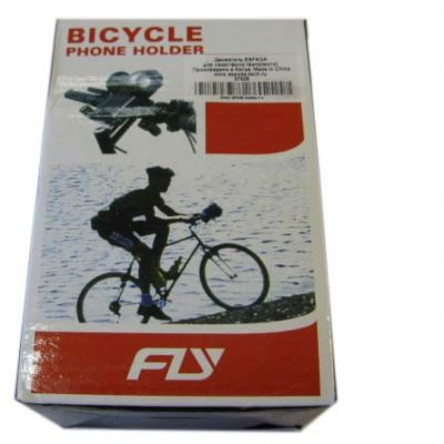 Держатель Espada для смартфонов на вело/мото руль.