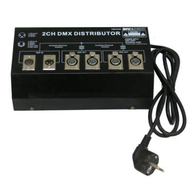 Involight Сплиттер DMX сигнала DMXD200