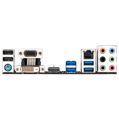 Материнская плата Gigabyte GA-H170M-D3H DDR3