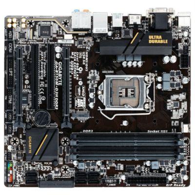 ����������� ����� Gigabyte GA-B150M-D3H DDR3