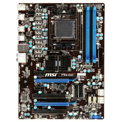 Материнская плата MSI 970A-G43 PLUS