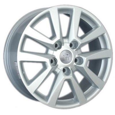 Колесный диск Replica Реплика 8x18 5x150 ET60 D110,1 TY106 Sil (Toyota)