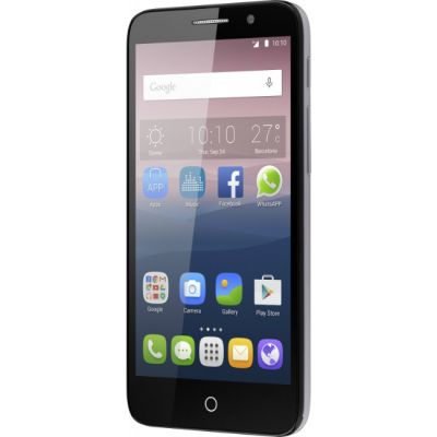 Смартфон Alcatel POP 3 5015D Серебристый 343304