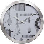Настенные часы Hama аналоговые AG-300