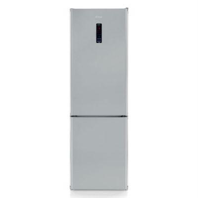 Холодильник Candy CKBN 6180 DS (серебристый)