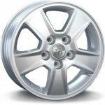 Колесный диск Replica Реплика 5,5x15 5x114,3 ET47 D67,1 HND71 Sil (Hyundai)