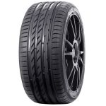 Летняя шина Nokian Hakka Black 245/45 ZR18 96Y Flat Run T429615