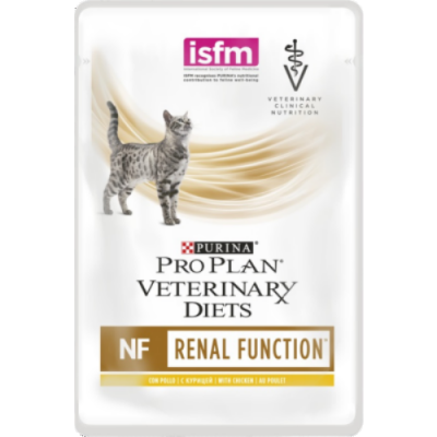 Паучи Purina для кошек при диабете курица 85г(упаковка 10 шт) (12278222)