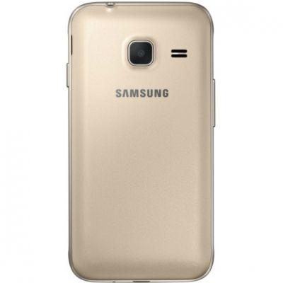 Смартфон Samsung Galaxy J1 Mini SM-J105H 8Gb Золотистый SM-J105HZDDSER