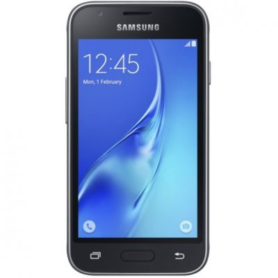 Смартфон Samsung Galaxy J1 Mini SM-J105H 8Gb Черный SM-J105HZKDSER