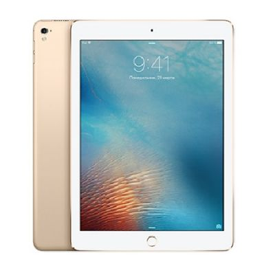 Планшет Apple iPad Pro 9.7-inch Wi-Fi + Cellular 128GB Gold MLQ52RU/A